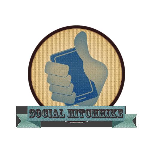 社交のソーシャル ヒッチハイク LOGO-記事Game