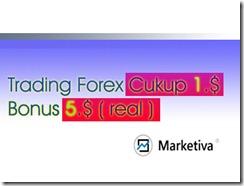 Bermain forex tanpa modal selain marketiva