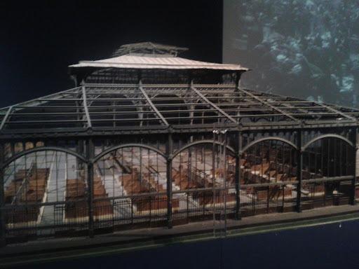Victor baltard architecte imp rial au mus e d orsay les paris dld - Pavillon baltard halles ...