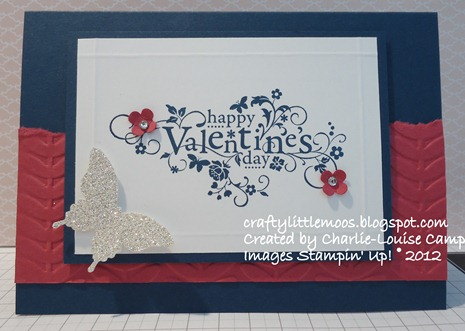 you are loved valentines card rehinstones embossing folders craftylittlemoos.blogspot.com Created by Charlie-Louise Camp Images Stampin' Up! © 2012 29-12-2013 11-46-51