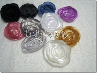 Satin Flowers (1)