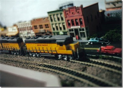 12 My Layout in Summer 2002