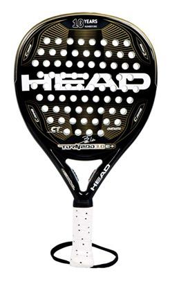 HEAD muestra su pala Tornado E+Bela 10 years Limited Edition y lanza concurso.