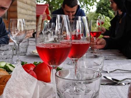 Basarabia - Drumul Vinului. Vin rosu Etcetera