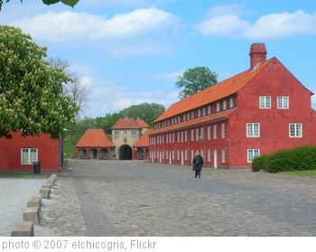 'Kastellet' photo (c) 2007, elchicogris - license: http://creativecommons.org/licenses/by-sa/2.0/
