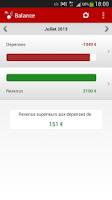 Screenshot of Budgea – Gestion de budgets