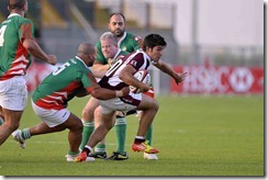 2012-Paul Beard paced Qatar to its second successive HSBC A5N Div IV championship