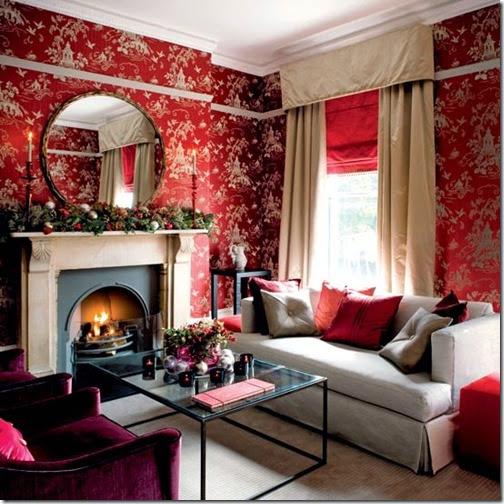 red-interior-design