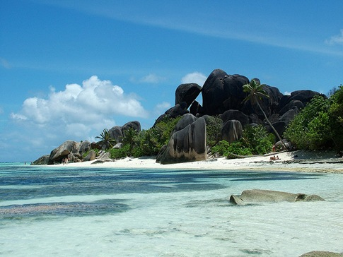 Anse Source D&#39;Argent