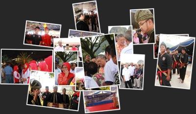 View Jamuan Raya bersama Perdana Menteri