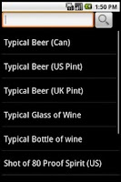 Screenshot of Blood Alcohol Content Calc 2.0