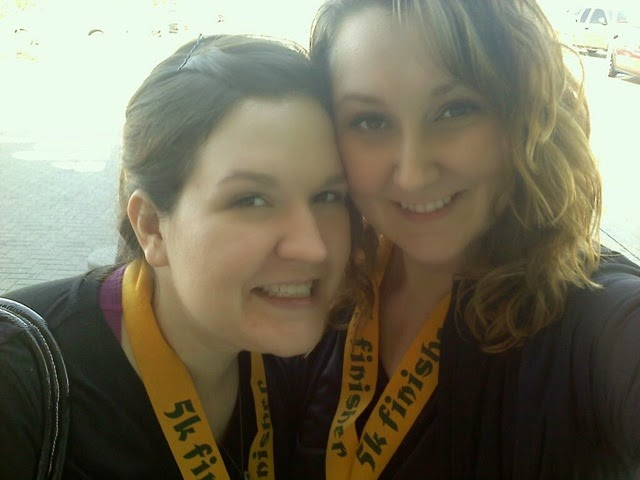 5k Finishers!