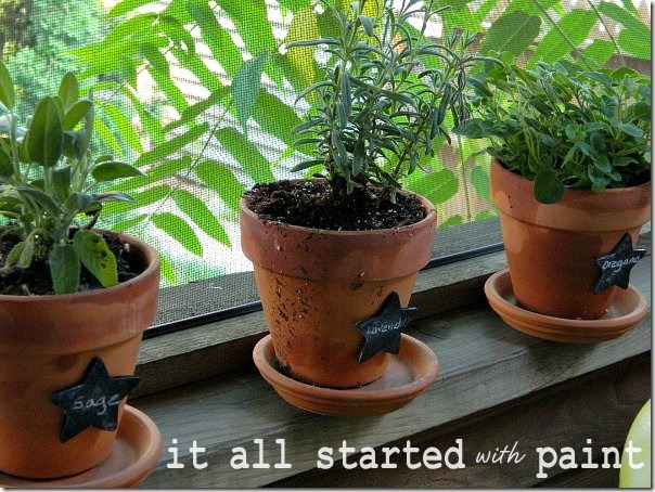 screen_porch_herb_planter_pots