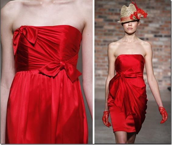 red_bridesmaid_dress_bows_Melissa_Sweet