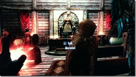 skyrim marriage 03 maramal