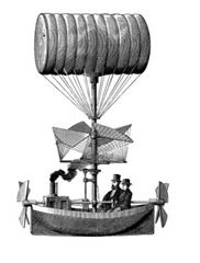 airship boat graphicsfairy006c