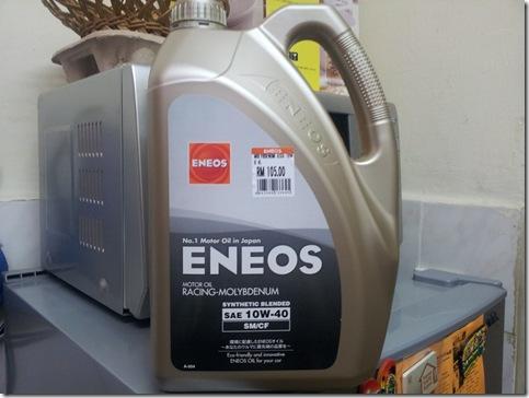 Minyak Engine ENEOS