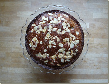rhubarb cake 6