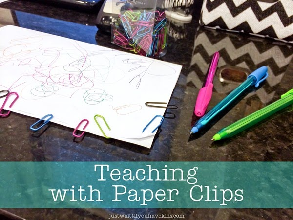 Learning with Paper Clips