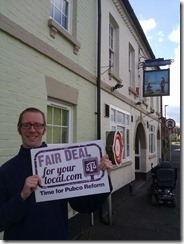 Rob White fair deal photo