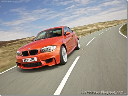 BMW 1-Series M Coupe UK Version3