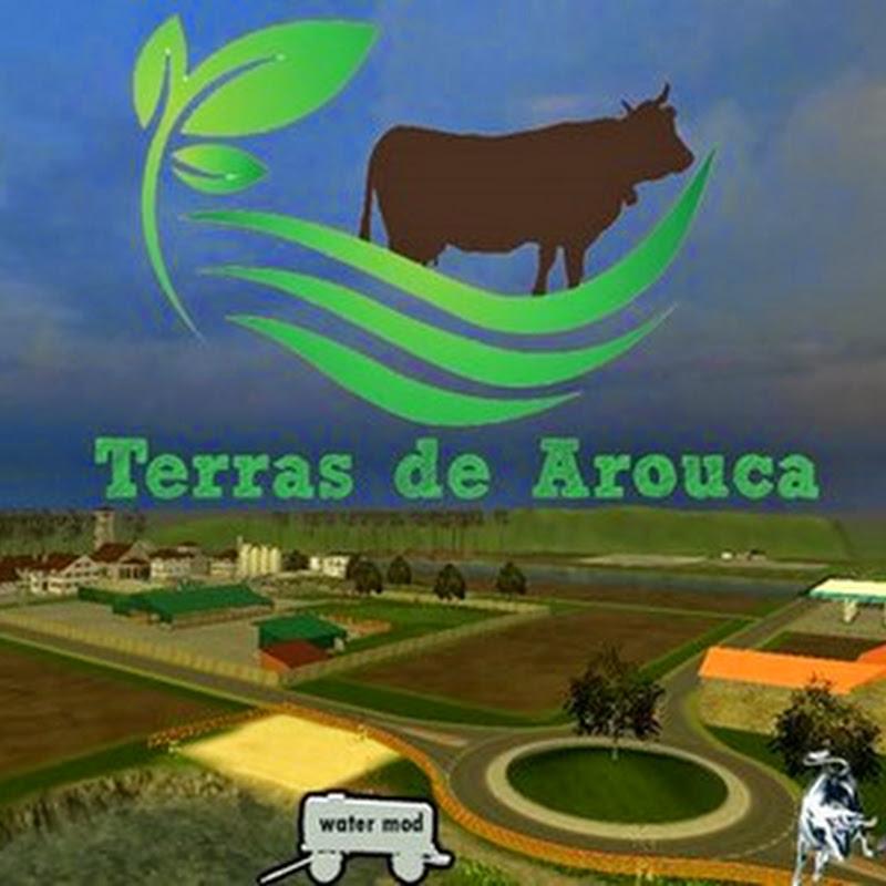 Farming simulator 2013 - Terras de Arouca v 1.0