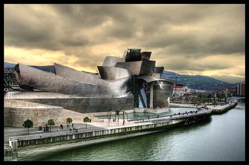 39. Museo Guggenheim (Bilbao, España)