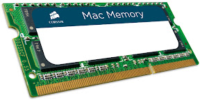 Corsair Announces 8GB and 16GB DDR3 Memory Upgrades for Apple Computers