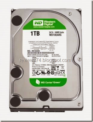 how to fix western digital caviar green