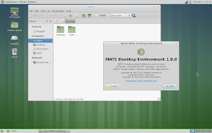 MATE Desktop Environment 1.8