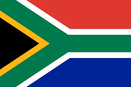 Flag of South Africa 1