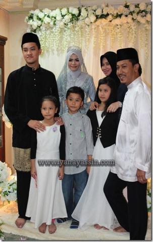 Syafiq Yusof Bertunang  188