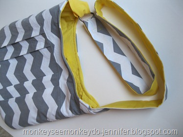 chevron gray and yellow bags (12)