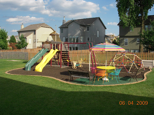 Backyard Playground Plans : Backyard Playground Ideas