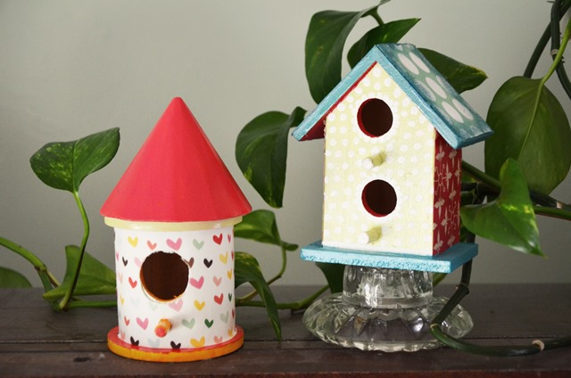 Birdhouses 1