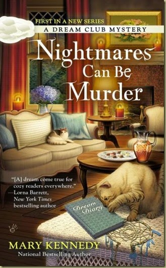 Nightmares Can Be Murder cover