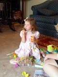 More Easter treats at Grandma and Grandpa's house! (April)