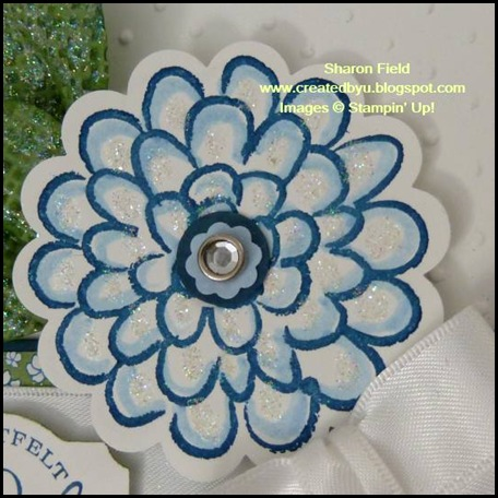 SFF0527, Big Shot, Textured Embossing Folder, Flower Fest, Sharon Field, Created By You, Online Shopping