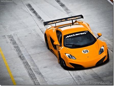 McLaren MP4-12C GT32