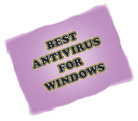 Best Anti Virus for Windows