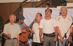 The activists of First Quarter Storm of 1970 perform progressive songs. (Photo by Ronalyn V. Olea/ bulatlat.com)