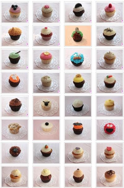 Cupcakes tiff