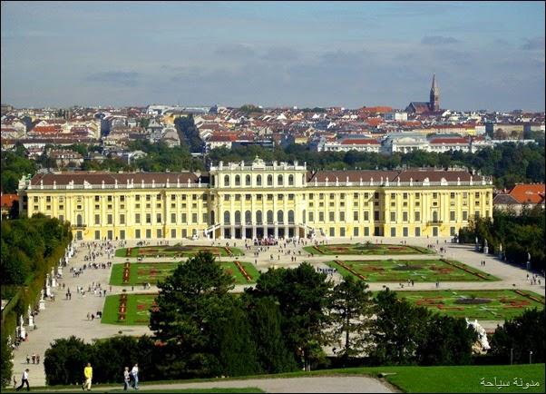 قصر فيينا
