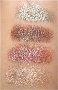 Urban Decay Book of Shadows Vol III Swatch