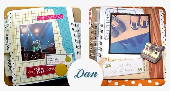 Dan: 2011 - mês a mês
