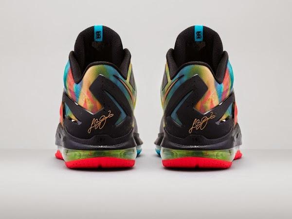 Nike LeBron 11 Low SE 8220Multicolor8221 Foot Locker Release Info
