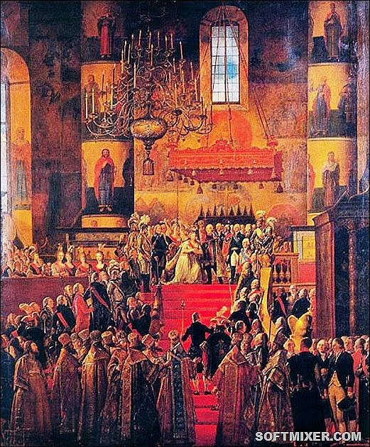 Coronation_of_Paul_I_by_M.F.Kvadal_(1799,_Saratov_museum)