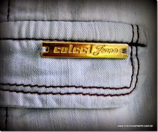 Jaqueta jeans Colcci-001