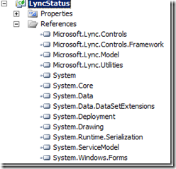 How to Update My Site status with Lync Personal Note in SharePoint