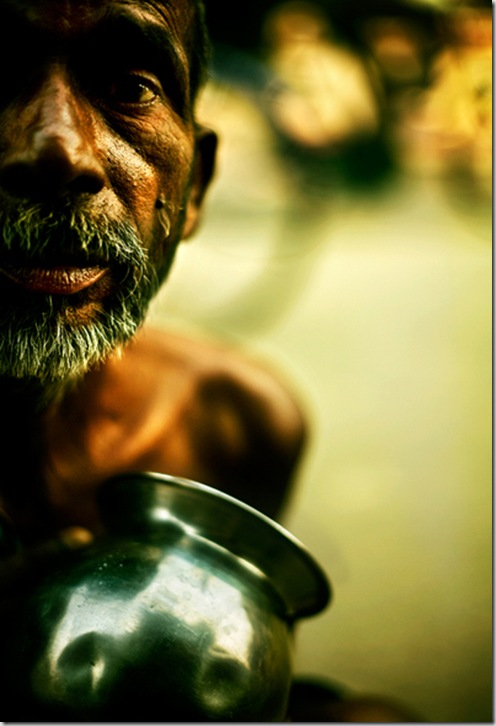 Portrait 5, Varanasi, Utar Pradesh